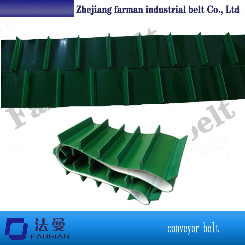 Custom Pvc Cleat Conveyor Belt With Factory Price small belt conveyor band carrier pvc line sorting conveyor for bottles food customized moving belt rotating table sgz ssja8d