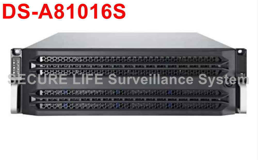 Hikvision International version DS-A81016S Network Storage Device up to 16 HDD Hybrid SAN