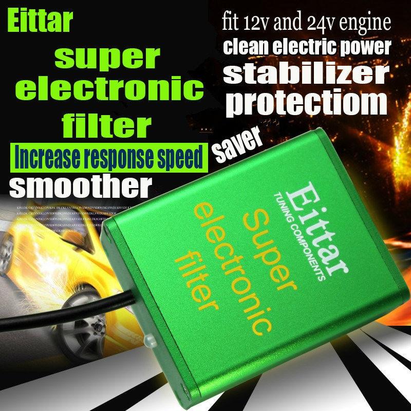 Super Elektronische Filter Halen Spanningsstabilisator Voor Toyota Tundra Sequoia Land Cruiser 4 Runner Urban Cruiser Fj Cruiser