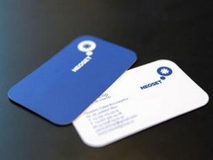 Business cards visit display name card art paper laminated rounded business cards visit display name card art paper laminated rounded corners reheart Images