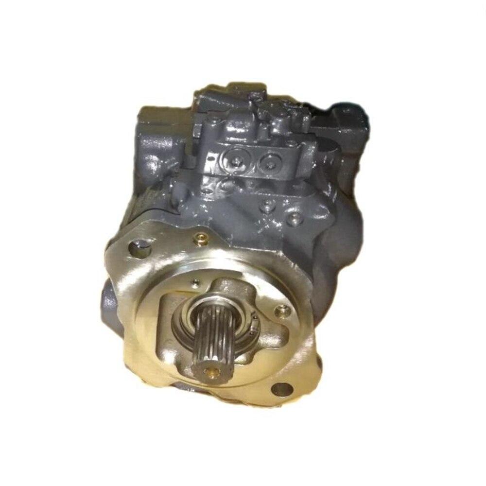Pompe à huile hydraulique de Piston d'excavatrice de série de KOMATSU WB97S-5 708-1W-41522 pompe à huile d'excavatrice