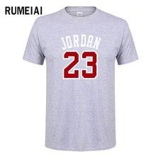 2017 Casual JORDAN 23 Mens T-shirt Year Of Birth Vampire Diaries Mystic Falls Tops Graphic Tee Shirts Tumblr Tshirt Men