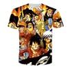 2016 Men S HOKAGE 3D T Shirt Cartoon Anime Dragon Ball Print Tshirt Homme Clothing Harajuku