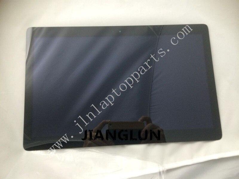 JIANGLUN nuevo ordenador portátil LCD de la Asamblea de pantalla táctil para Lenovo U410 contacto