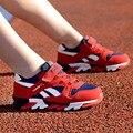 2017 nuevos niños shoes chicos chicas zapatillas entrenadores sport shoes tamaño 26-39 niños ocio ocasionales respirables niños corriendo shoes