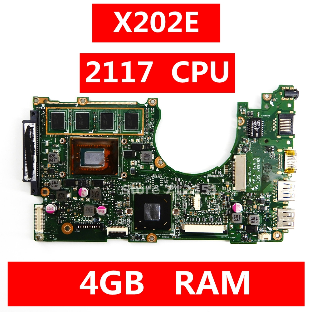 X202E 2117 CPU 4 GB RAM Anakart ASUS X201E X201EP Q200E S200E Laptop Anakart X202E Anakart X202E Anakart Test TAMAMX202E 2117 CPU 4 GB RAM Anakart ASUS X201E X201EP Q200E S200E Laptop Anakart X202E Anakart X202E Anakart Test TAMAM