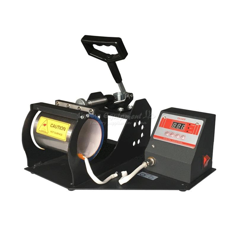Digital heat transfer baking cup printing machine hot cup machin QUAFF E10062 digital heat transfer baking cup machine single display quaff