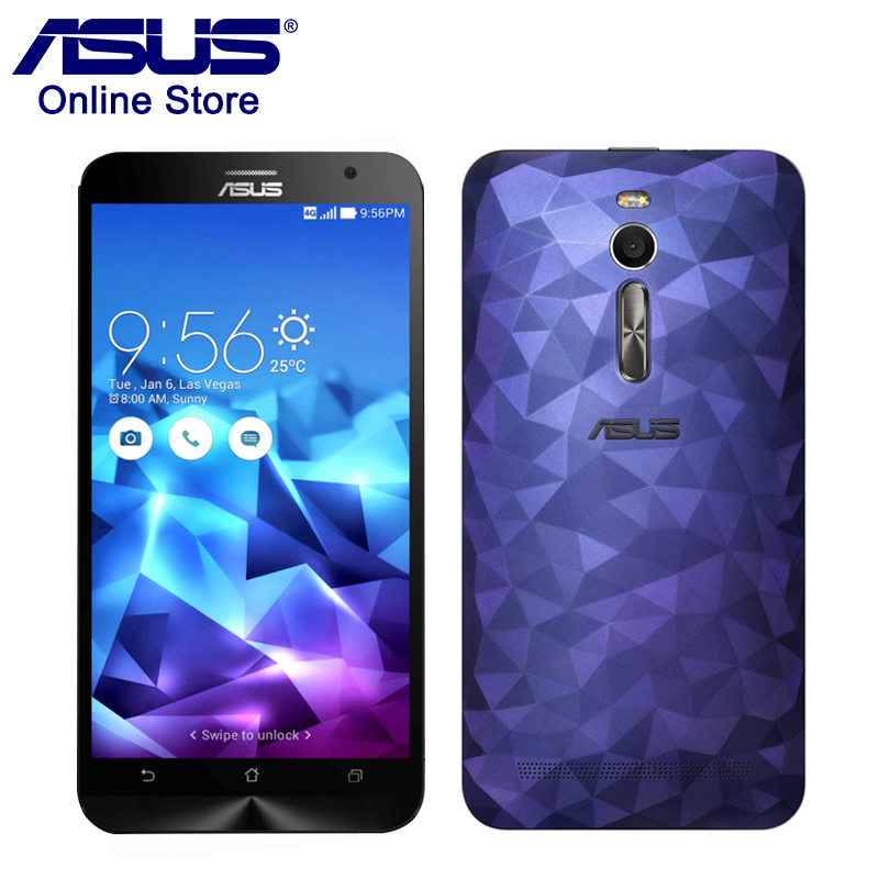Asus ZenFone 2 Deluxe ZE551ML 4 GB RAM 32 GB ROM Smartphone 5.5 \