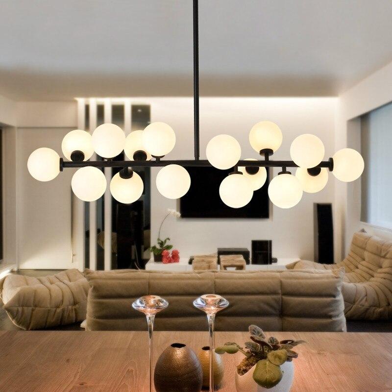 living room lamp diy. aliexpress.com : buy nordic modern minimalist bean glass ball g4 chandelier lamp diy home deco living room golden iron bar light fixture from diy l