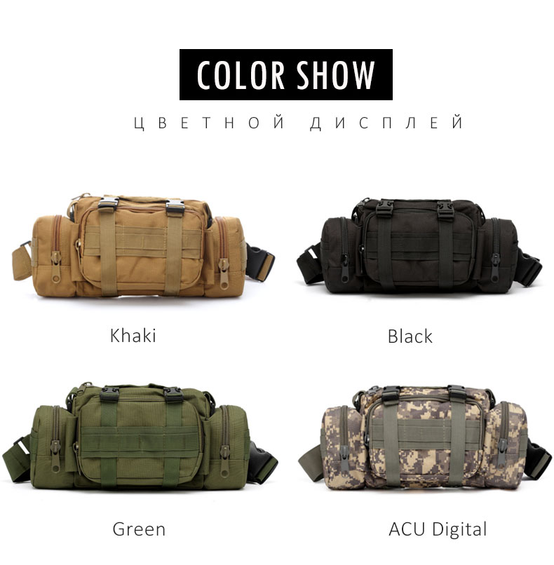 HTB1fzBqFeuSBuNjSsziq6zq8pXaC - Outdoor Military Tactical Waist Bag Waterproof Nylon Camping Hiking Backpack Pouch Hand Bag military bolsa Style mochila