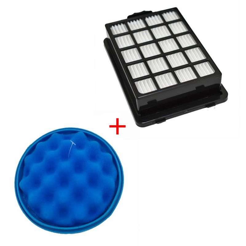 Sponge Hepa Filter For Samsung Cyclone Force SC21F50HD SC15F50HU SC21F50HD SC50VA VC-F700G VU7000 VU4000 Vacuum Cleaner Parts