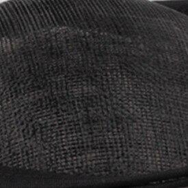 Шляпки из соломки синамей с вуалеткой хорошее Свадебные шляпы высокого качества Клубная кепка очень хорошее ; разные цвета на выбор, для MSF098 - Цвет: Черный