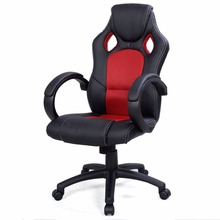 High Back Race Car Style Bucket Seat Office Desk Chair Gaming Chair Red New  CB10068RE(