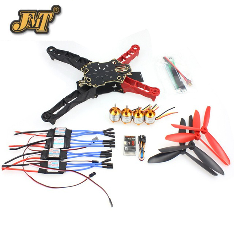 Q330 Across Frame QQ Super Controller 1400KV Motor 30A ESC Propeller Set for DIY RC Drone Quadrocopter Aircraft y10335 l silver quadrocopter case with t6ehp e transmitter 30a esc a2212 1000kv motor esc board 1045r propeller qq super page 8