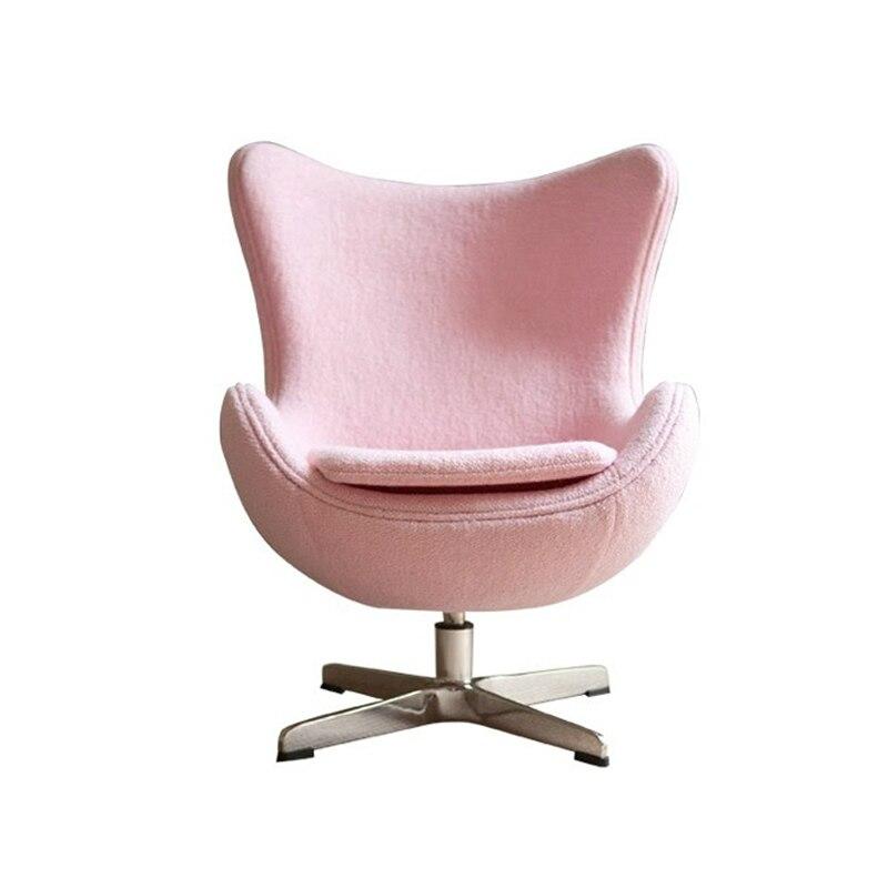 Egg Chair Roze.Special Baby Pink Bedroom Luxury Villa Modern Scandinavian