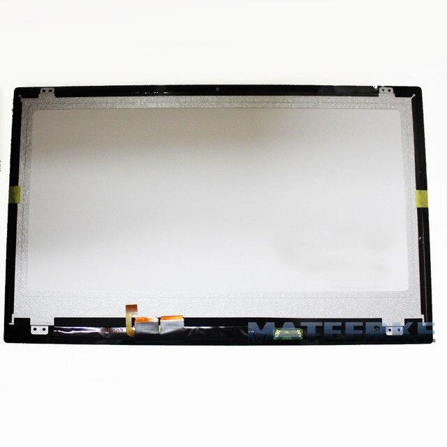 """15.6 """"ЖК-Экран в Сборе Для Acer Aspire V5-522P V5-531P V5-571P V5-571PG + Дигитайзер, Бесплатная доставка"""