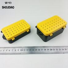 Shou diao Высококачественная пластиковая коробка для рыболовных