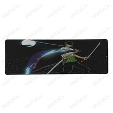 Roronoa Zoro Gaming Large Desk Mousepad