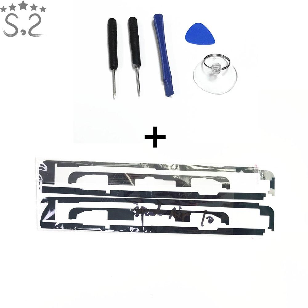 Laptop Sticker A1395 A1396 A1397 A1416 A1430 A1403 A1458 Touch Screen Tape Glue For IPad 2 3 4 Digitizer 3M AdhesiveTape