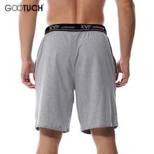 Summer Mens Cotton Sleep Bottoms Pajama Plus Size Lounge Short Pants Sleep Short Casual Pyjama Nightwear Sleep Boxer Shorts 5002