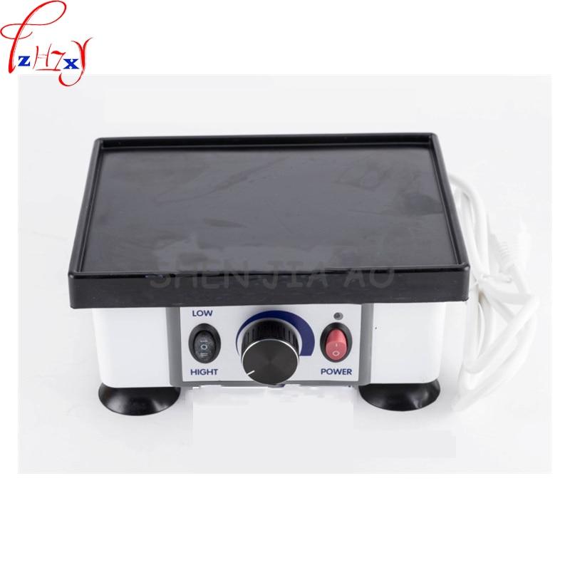 1PC JT-51B Dental Gypsum Oscillator 120W Dental Small Square Oscillator High Power Gypsum Oscillator 220V braun 51b
