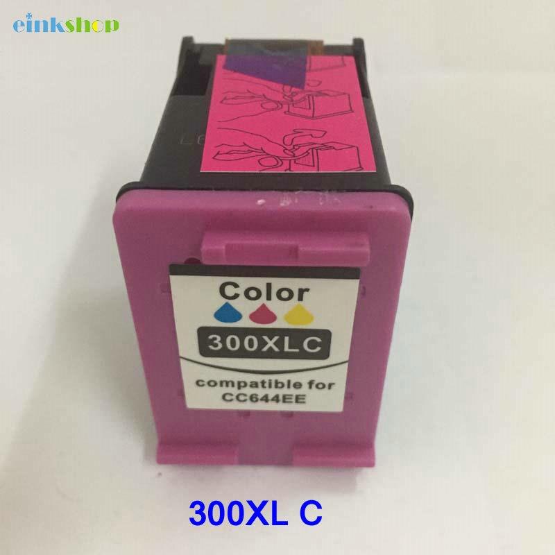 Einkshop compatível Para hp 300 300 xl cartucho de Tinta para hp F4500 F4580 Deskjet F4583 F2420 F2480 F4210 PRINTER F4272 F2483 impressora