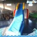 Открытый Надувной Аквапарк Водные Спортивные Игры Всплеск Слайд Для Продажи