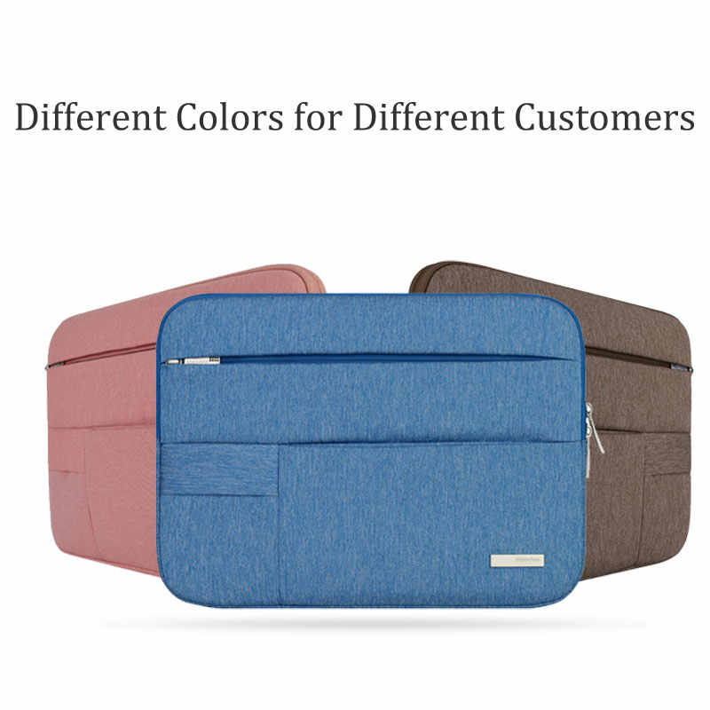 Новая сумка для ноутбука для macbook pro air 13 Чехол 11 12 13 15 15,6 сумка для ноутбука для Asus Acer Dell hp 14 дюймов ноутбук рукав