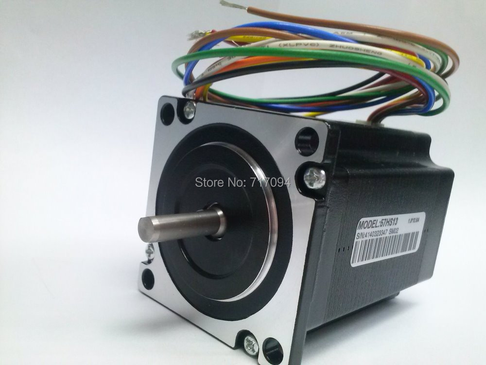 Leadshine Stepper Drive DM432C and Stepper motor 57HS13  for plasma cnc control cuttting machine motor drive 4 5a 50v single axis stepper motor drive for 42 57 86 stepper motor drive