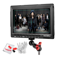 Feelworld FW759 7 1280x800 HD IPS Panel LCD DSLR Field Monitor HDMI Input For BMPCC With