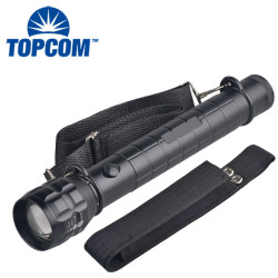 [Free ship] 3-Cell D Explosion-Proof flashlight Elite Heavy Duty Outdoor Survival Emergency Hunting Flashlight For Photography