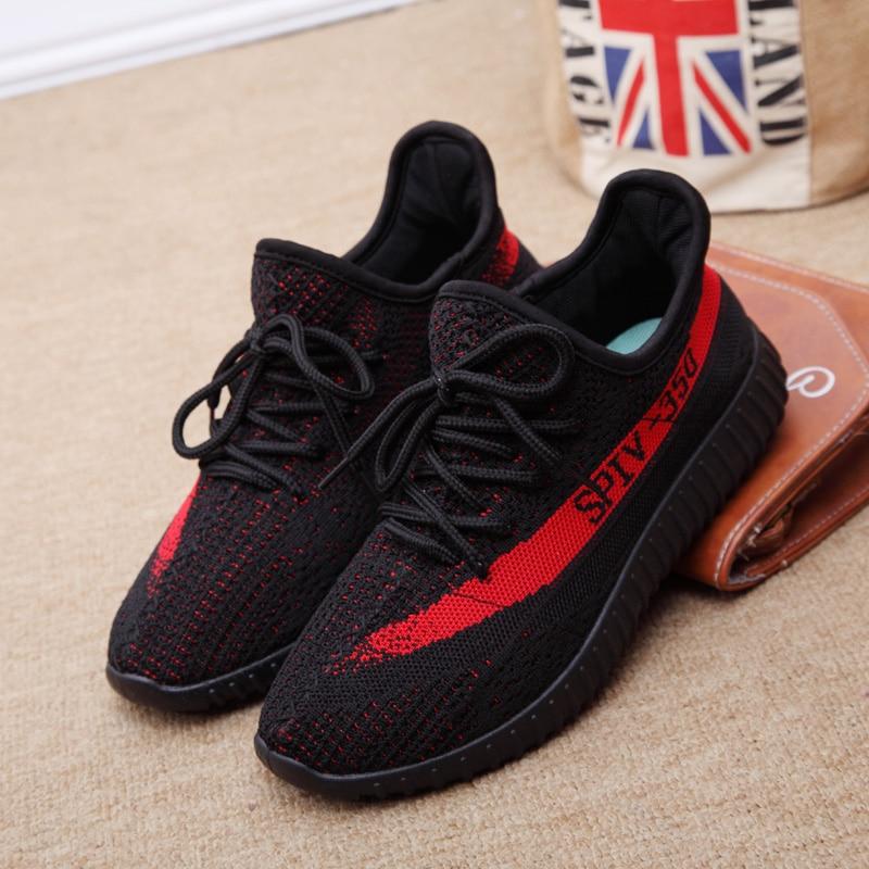 Vīriešu ikdienas apavi vīriešiem elpojoši rudens vasaras acu - Vīriešu apavi - Foto 5