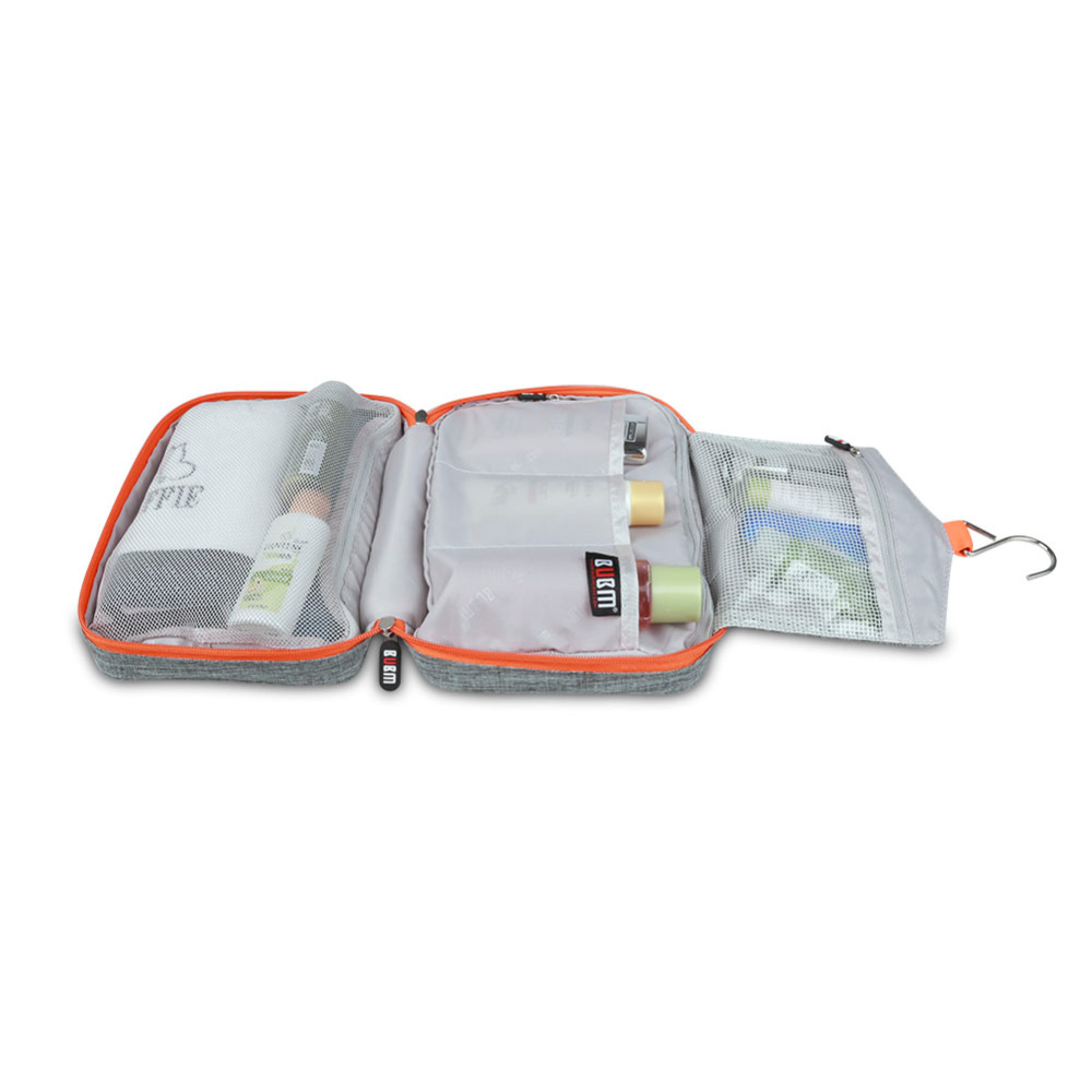 b117833d93 BUBM Travel Portable Organizer Bathroom Storage Cosmetic Bag ...