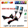 2pcs 12V HID Xenon Replacement 55W bulbs 9006 9005 H1 H3 H7 H11 4300K 6000K 8000K 10000K 12000K Headlight Fog Light