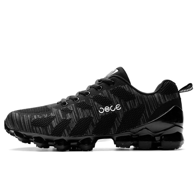2018 new Blade shoes men s professional running shoes shock absorber black  squatting shoes breathable training breathable sports 4740d2659de9