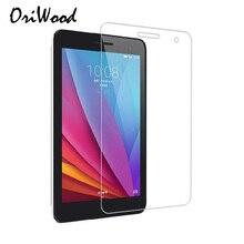 2 5D Tempered Glass For Huawei mediapad T1 701U BGO DL09 7 0 inch Clear Screen