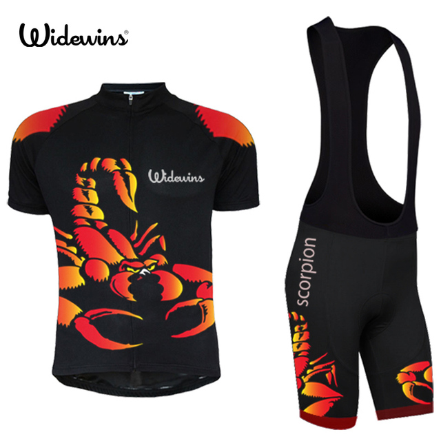 scorpion Breathable Cycling Jerseys Summer Mtb Cycling Clothing Bicycle  Short Maillot Ciclismo Sportwear Bike Clothes 5112 0ba5ac8df