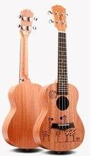 23 inch Concert 4  Aquila Strings Mahogany Rosewood Fretboard Bridge Ukulele Musical Instruments Professional 18 Frets B-04
