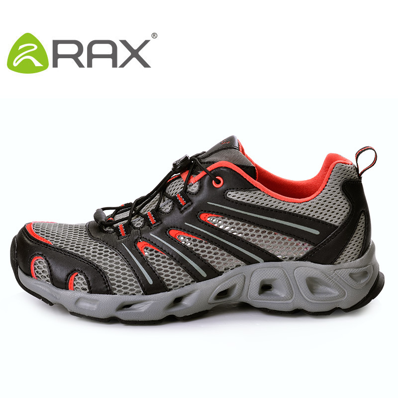 RAX 2015 Men Women Breathable Quick Drying Trekking Shoes Outdoor Hiking Shoes Men Lightweight Outdoor Walking Shoes For Men 2017 women hiking sneakers shose lace up low cut sport shoes breathable hiking shoes women athletic outdoor shoes quick drying