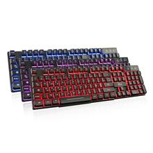 LED USB Wired Gaming Keyboard