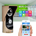 HD 720P Wifi Doorbell Camera With Motion Detection IR Alarm Wireless Video Intercom Phone Control Door Phone For Andriod IOS&PC
