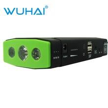 Супер WUHAI машина аварийной стартер авто двигатель транспортного средства усилитель eps начать аккумуляторный блок батарей питания зарядного