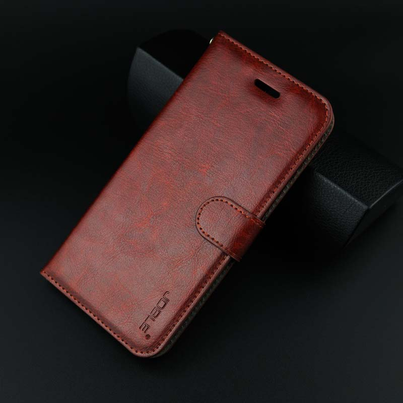 Original JDBLE Brand Case Wallet Leather Card Slots Case Luxury Flip For Samsung Galaxy J7 J720 2017 EU Mobile Phone Case KS0041