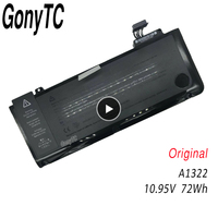 Original Laptop Battery For APPLE MacBook Pro 13 A1322 A1278 (2009 2012 year) MB990 MB991 MC700 MC374 MD313 MD101 MD314 MC724