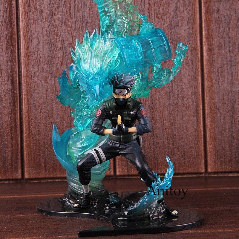 Naruto Shippuden Kizuna Relation Hatake Kakashi Susanoo Action Figure PVC Collectible Model Toy