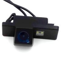 Caméra de recul de voiture HD pour Nissan Qashqai Vision nocturne caméra de recul arrière pour Nissan X TRAIL patrouille de Sunny Peugeot 308|Véhicule Caméra|   -