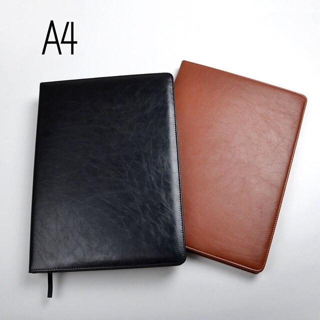 Bloc notes A4, papier doublé, 100 feuilles, 200pages, agenda, agenda, organisateur, journal, papeterie, fournitures de bureau