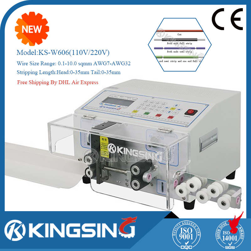 Pleasant Us 2134 0 Automatic Electric Cooker Wire Hairdrayer Wire Electric Oven Wire Cutting Stripping Machine Ks W606 Free Shipping By Dhl In Wiring Wiring Cloud Xeiraioscosaoduqqnet