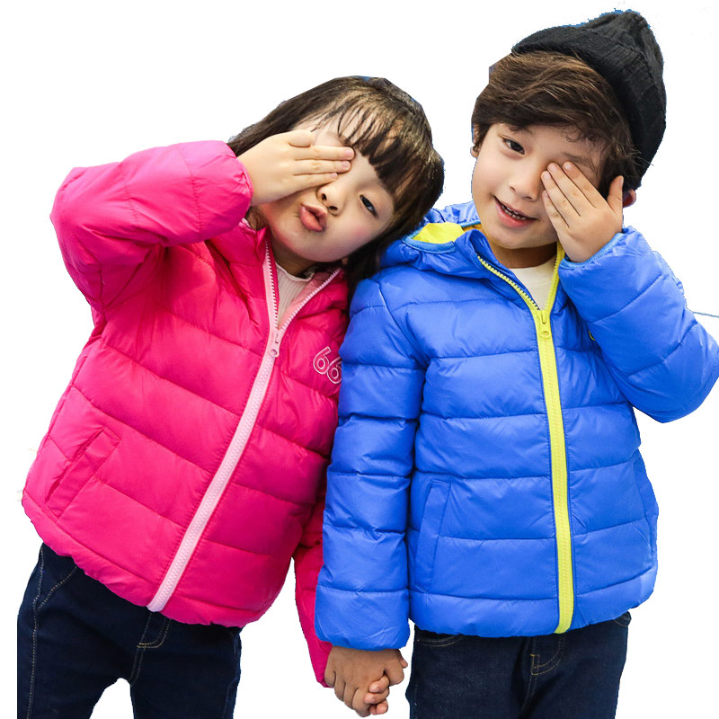 5e67770eec33 Boys Girls Special sale Duck Down Jacket Fashion children Clothing ...