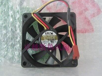 F7015B12HB AVC 7015 0.15A 12 V 7 cm CPU ventilateur de refroidissement